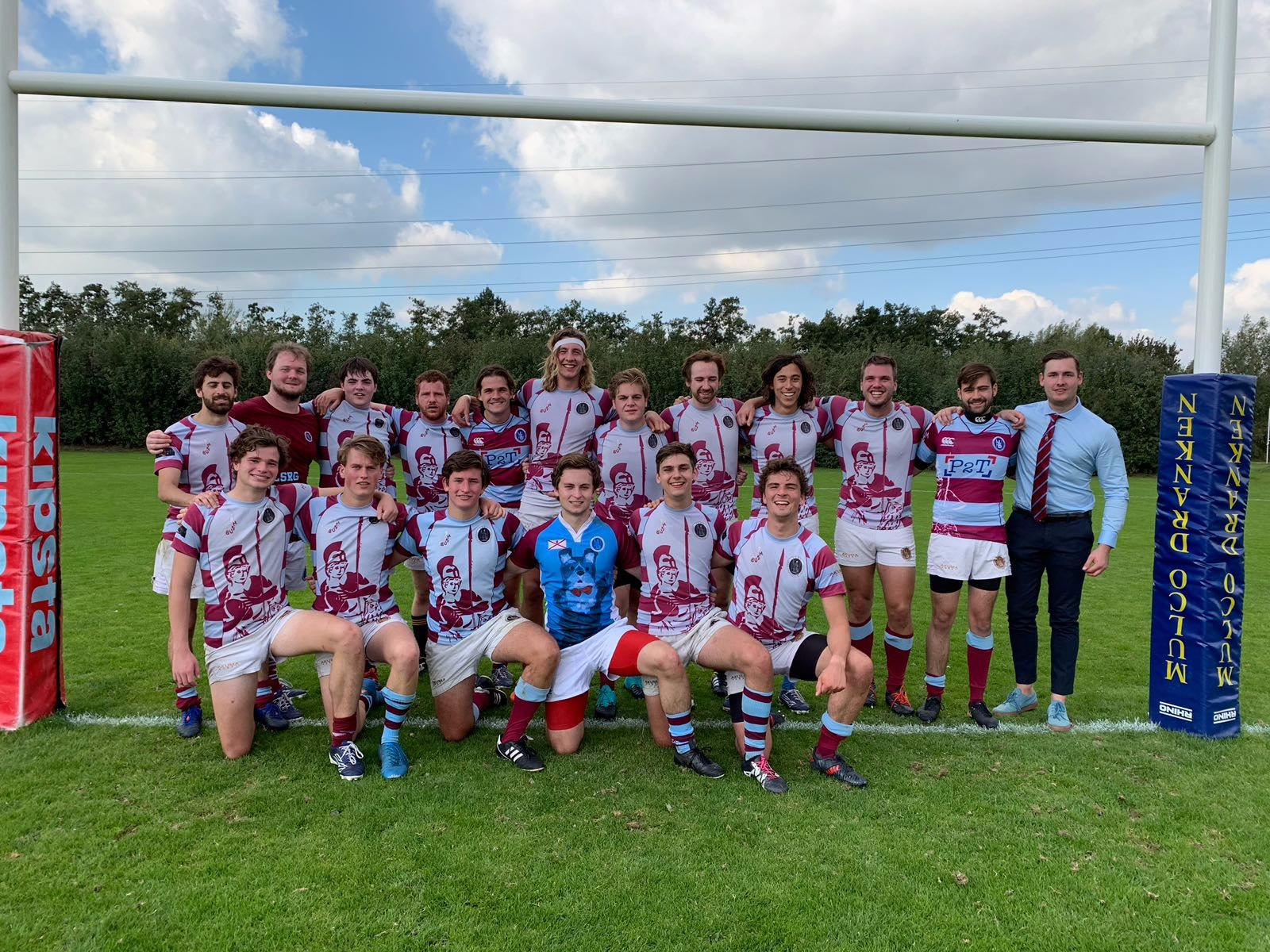 Second XV